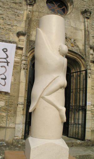 Angel Disappointed «colonne» Pierre de Lens
