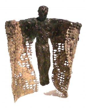 Ange Déçu bronze